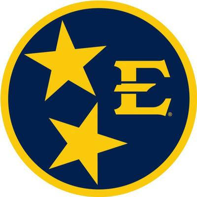 ETSU Tristar Decal 6