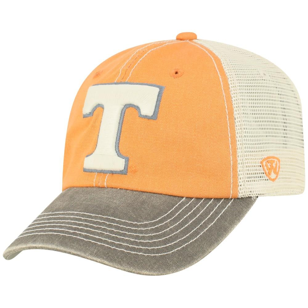 Tennessee Top Of The World 3 Tone Trucker Hat