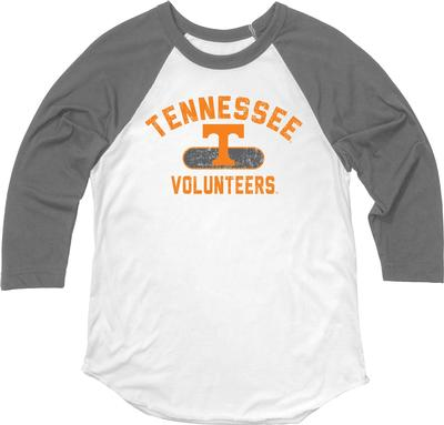 Tennessee Blue 84 Women's Hadley Baseball Tee