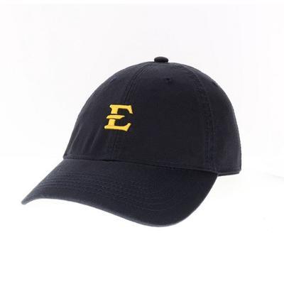 ETSU Legacy Mini Logo Twill Cap