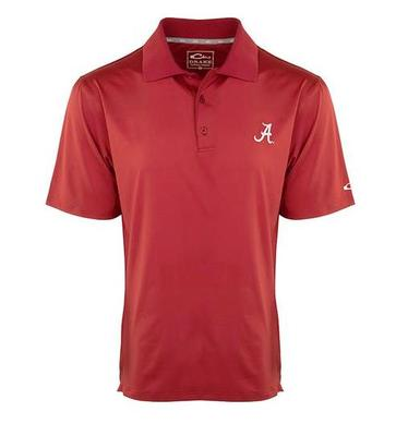 Alabama Drake Performance Stretch Polo