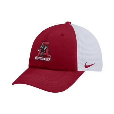 Alabama Nike Heritage86 Vault Logo Trucker Hat