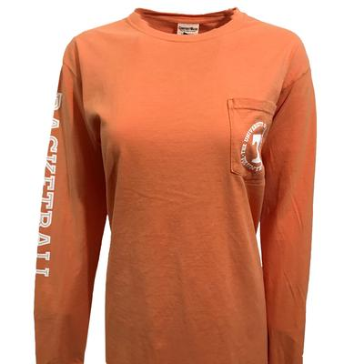 Southern Made Tees Tennessee Basketball Long Sleeve Tee