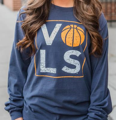 Tennessee VOLS Basketball Tee