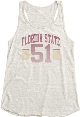 Florida State Blue 84 Women's Aria Racerback Tank