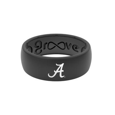 Alabama Script A Groove Ring (Original)