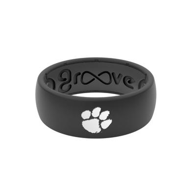 Clemson Tigers Groove Ring (Original)