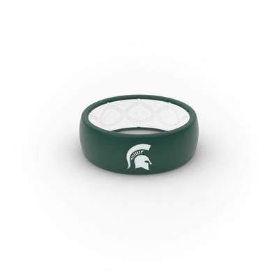 Michigan State Spartans Groove Ring (Original)
