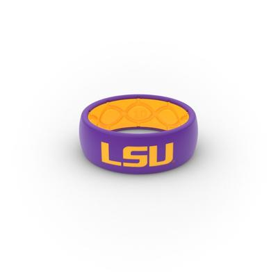 LSU Tigers Groove Ring (Original)