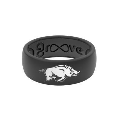 Arkansas Razorbacks Groove Ring (Original)