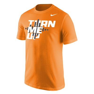 Tennessee Basketball Nike Turn Me Up Short Sleeve Tee