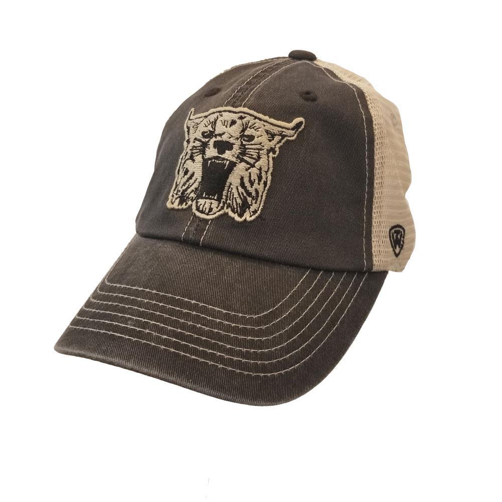 Kentucky Vault Wildcat Dirty Mesh Trucker Hat