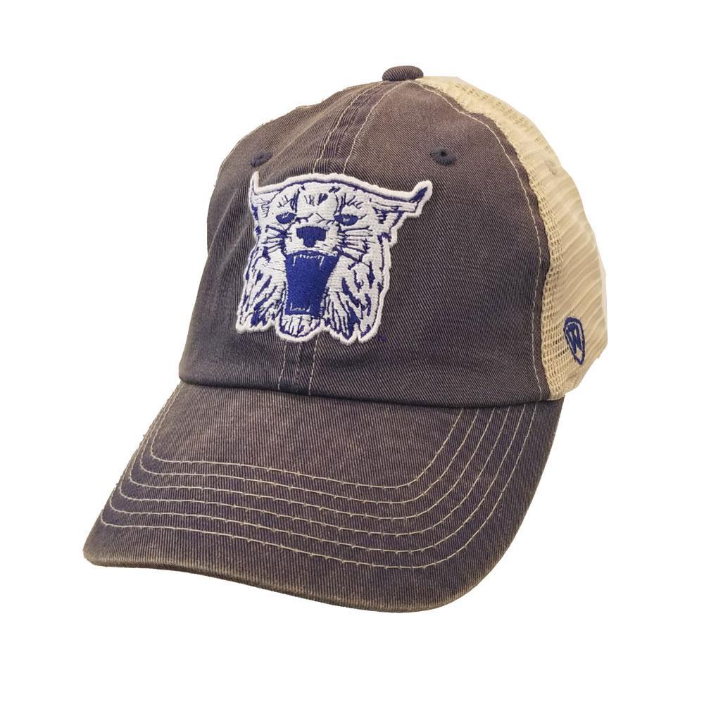 Kentucky Vault Wildcat Mesh Trucker Hat