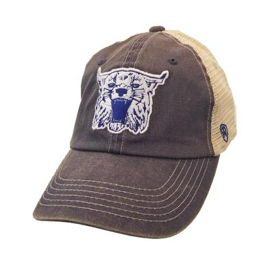 Kentucky Vault Wildcat Mesh Trucker Hat