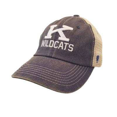 Kentucky Vault K Mesh Trucker Hat