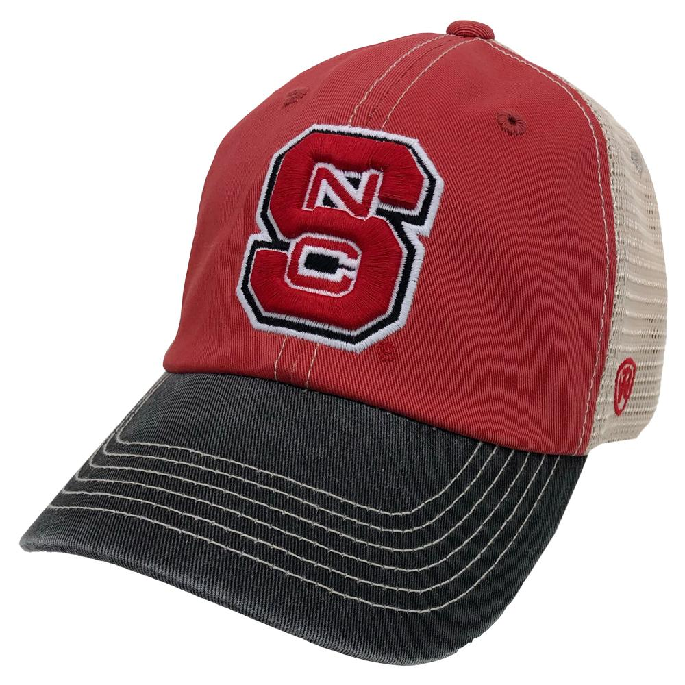 Nc State Offroad 3- Tone Trucker Hat