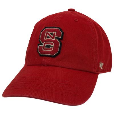 NC State 47' Raised Logo Adjustable Cap