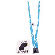 Baby Blue And White Gobi Bottle Opener Sunglasses Strap