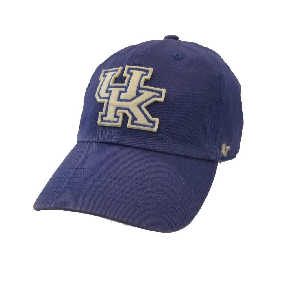 Kentucky 47 ' Raised Logo Adjustable Cap