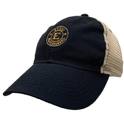 ETSU Legacy Women's Circle Logo Twill Cap
