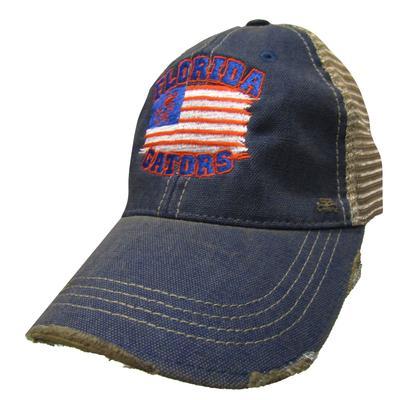 Florida Retro Brand Toby Vault Flag Cap