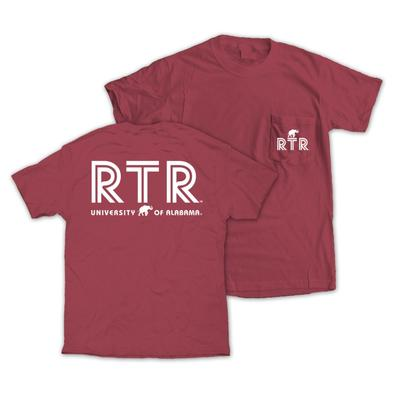 Alabama Women's Retro RTR Comfort Colors Tee