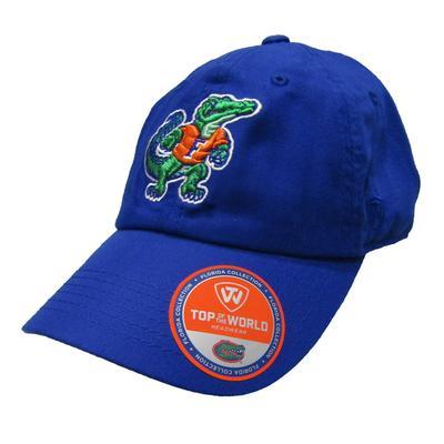 Florida Cotton Adjustable Vault Logo Hat