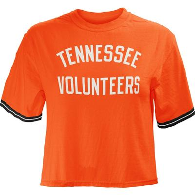 Tennessee Pressbox Women's Lynn Crop Top