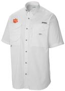 Clemson Columbia Tamiami Short Sleeve Shirt
