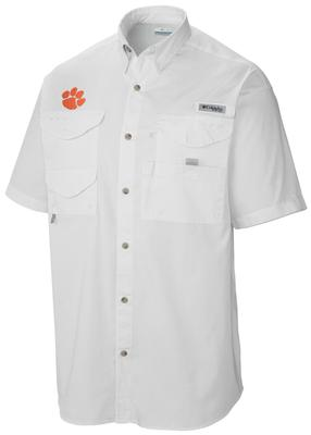 Clemson Columbia Tamiami Short Sleeve Shirt