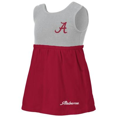 Alabama Colosseum Toddler Berlin Dress