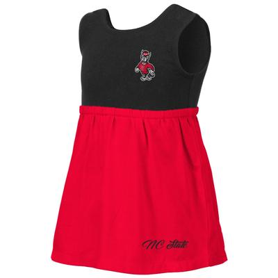 NC State Colosseum Toddler Berlin Dress