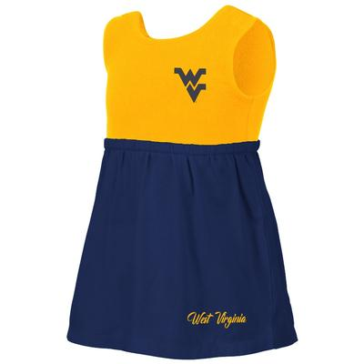 West Virginia Colosseum Toddler Berlin Dress