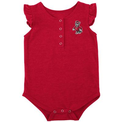 NC State Colosseum Infant Kassel Onesie
