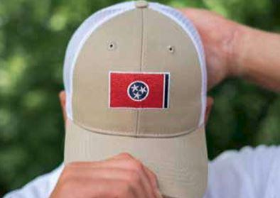 Volunteer Traditions State Flag ProMesh Hat