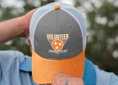 Volunteer Traditions Tri-Star 90s ProMesh Hat