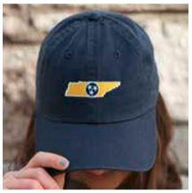 Volunteer Traditions State Tri-Star Crew Cap