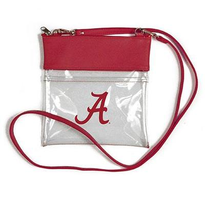 Alabama Clear Game Day Crossbody