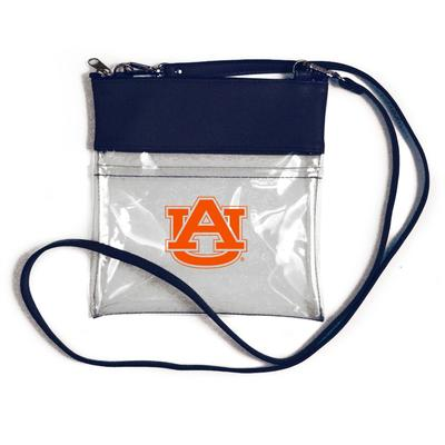 Auburn Clear Game Day Crossbody