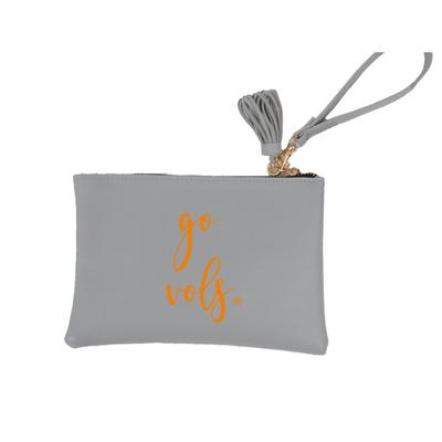Tennessee Game Day Jen Wristlet