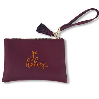 Virginia Tech Game Day Jen Wristlet