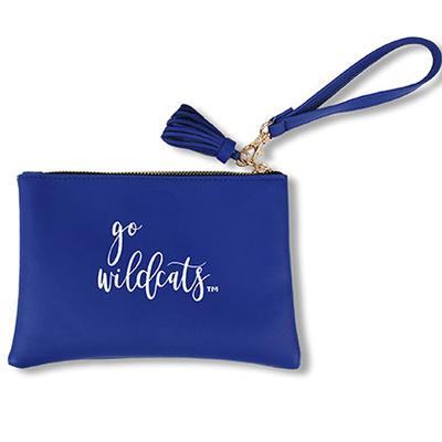 Kentucky Game Day Jen Wristlet