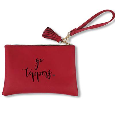 Western Kentucky Game Day Jen Wristlet