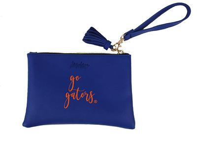 Florida Game Day Jen Wristlet