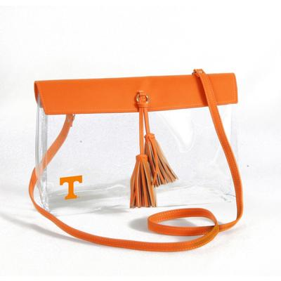 Tennessee Game Day Clear Rara Purse