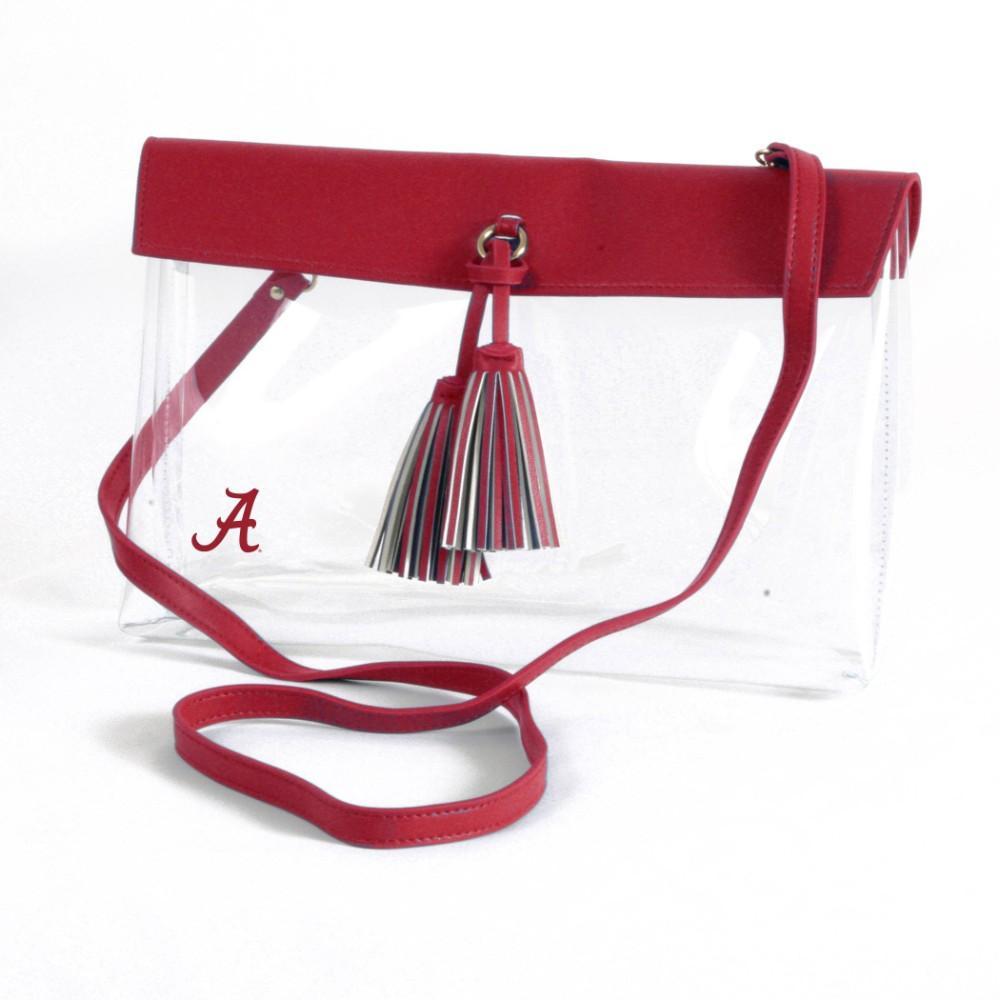 Alabama Game Day Clear Rara Purse