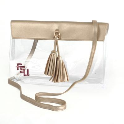 Florida State Game Day Clear Rara Purse