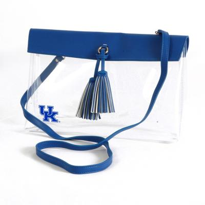 Kentucky Game Day Clear Rara Purse