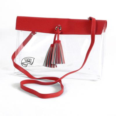 Western Kentucky Game Day Clear Rara Purse