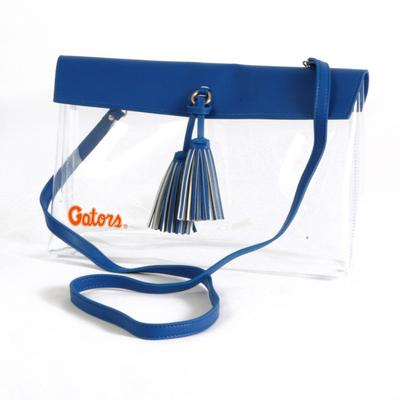 Florida Game Day Clear Rara Purse